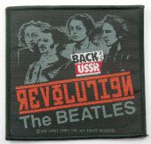 The Beatles - 'Back in the USSR' Woven Patch